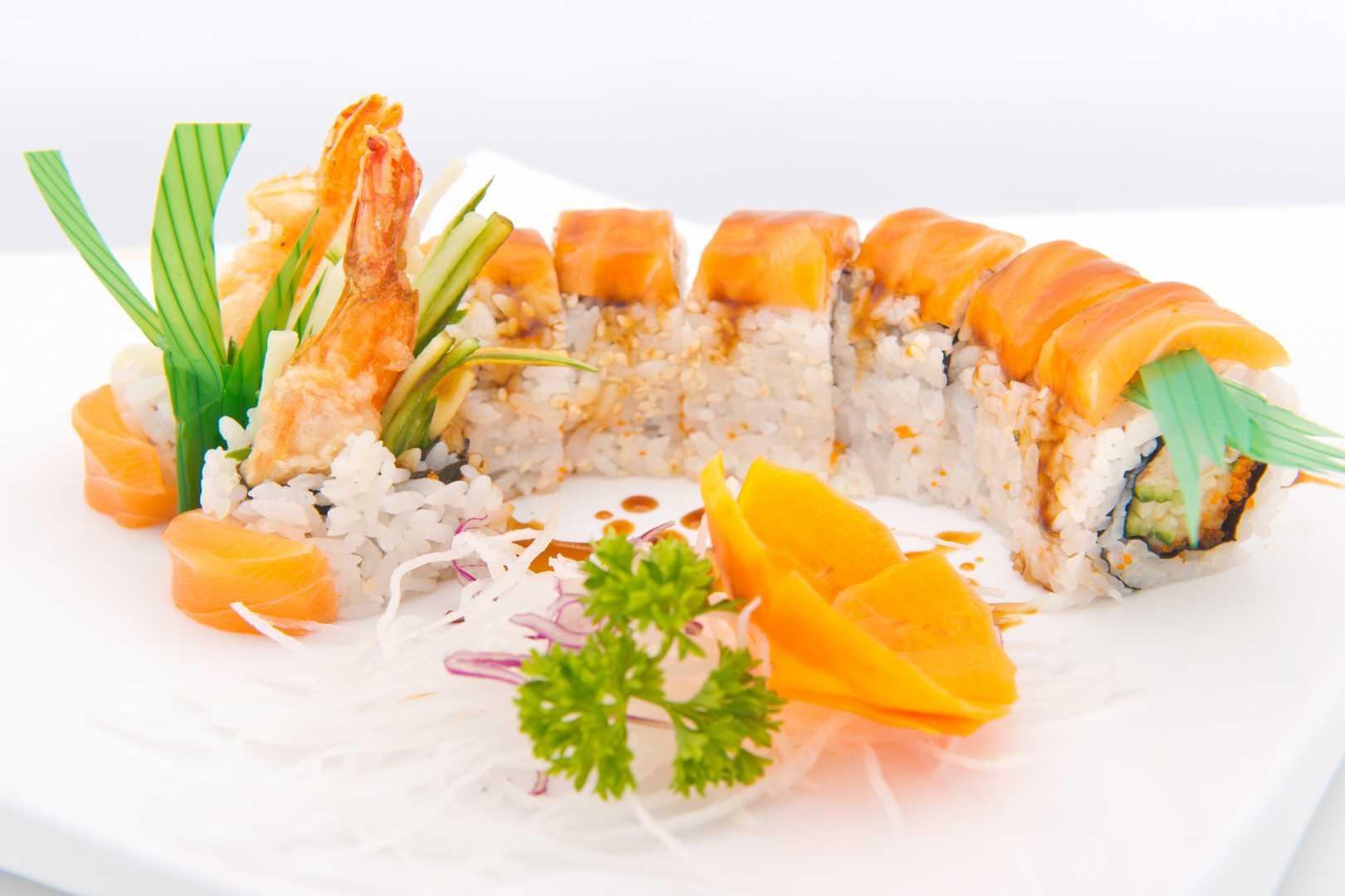 168 Sushi Bar Combo